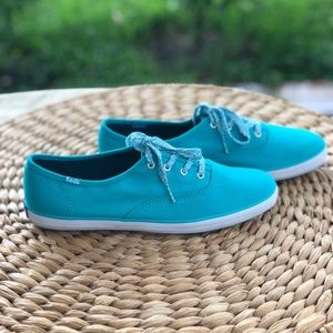 Keds | Color: Turquoise | Size 7.5